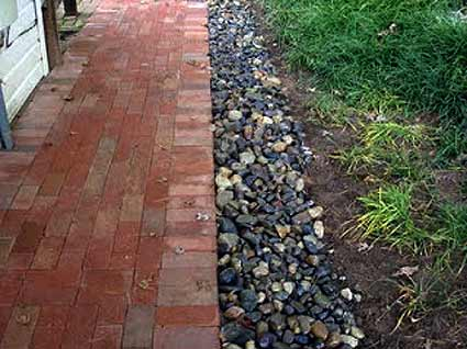 French Drain 2