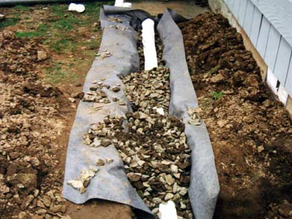 French Drain 4