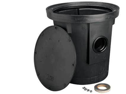 Allscape drainage sump pumps for Sump pump yard drainage systems